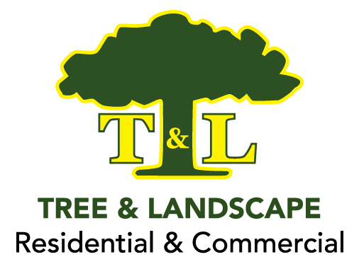 T&L Tree and Landscape Logo